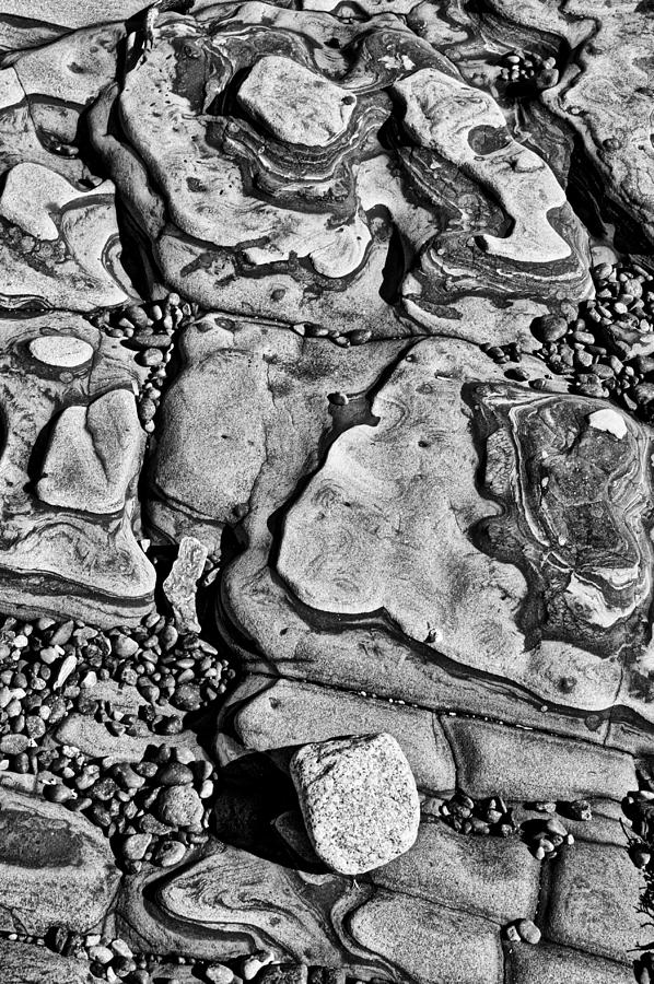 Landscape Photograph - White Stone by Garry Gay
