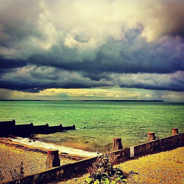 Beautiful Photograph - Whitstable Harbour  by Samuel Gunnell