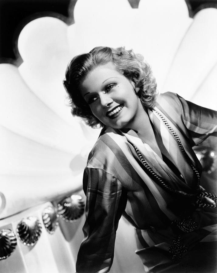 1930s Movies Photograph - Wife Vs. Secretary, Jean Harlow, 1936 by Everett