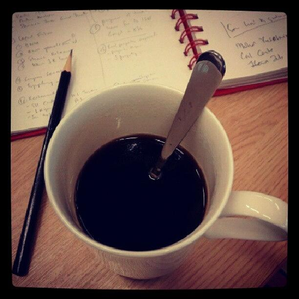 Will A Sip Of Strong Black Coffee Helps Photograph by Zain Zubir