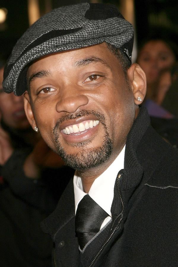 Premiere Photograph - Will Smith At Arrivals For The Day The by Everett