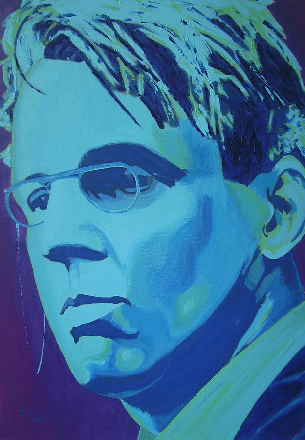 Yeats Painting - William Butler Yeats by Frank Cullen