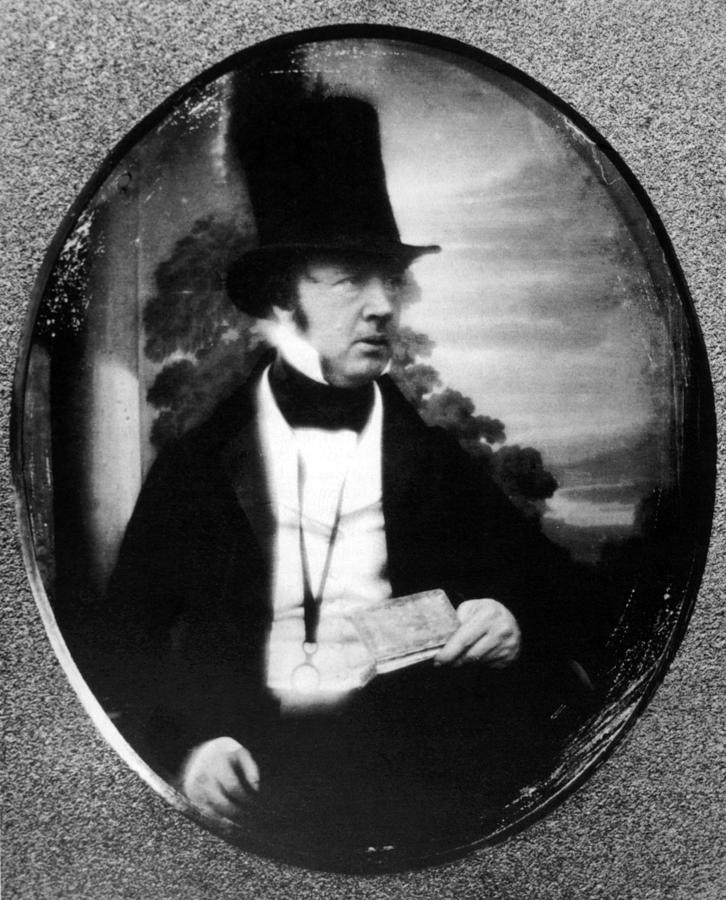 History Photograph - William Henry Fox Talbot 1800-1877, Ca by Everett