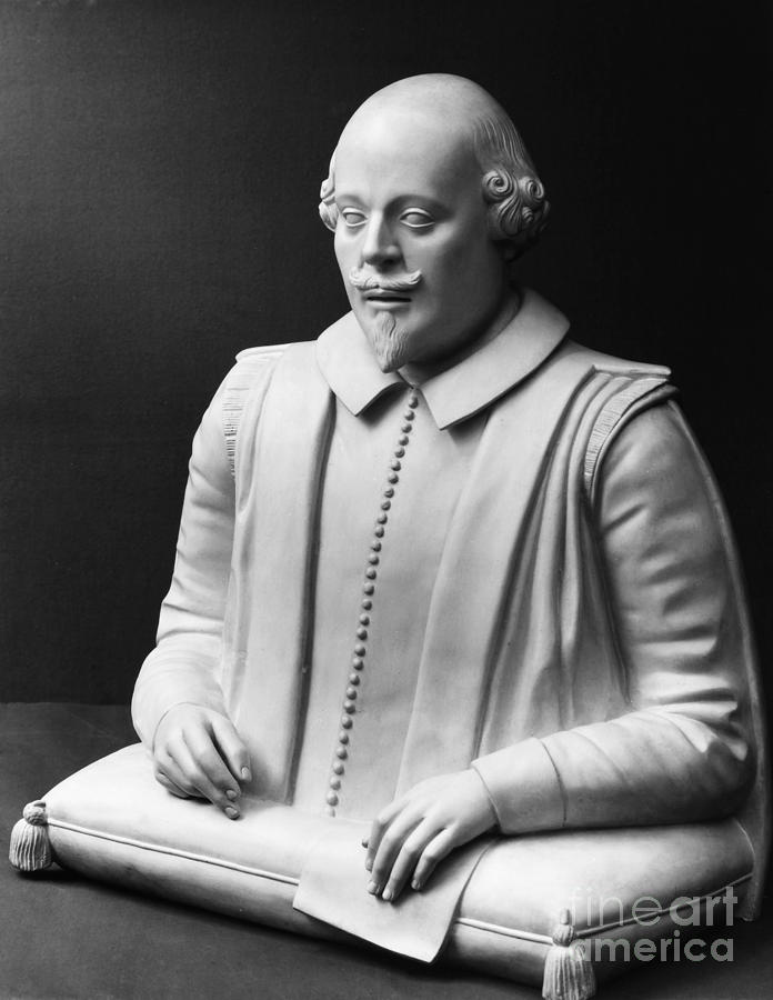 16th Century Photograph - William Shakespeare (1564-1616) by Granger