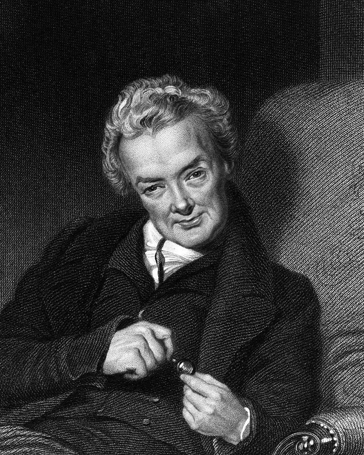 1846 Photograph - William Wilberforce, British Politician by Middle Temple Library