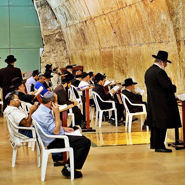 Traveling Photograph - Wilsons Arch  torah Ark Inside by Tommy Tjahjono