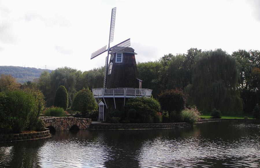 Windmill Photograph - Windmill by Amanda Jastrzebski