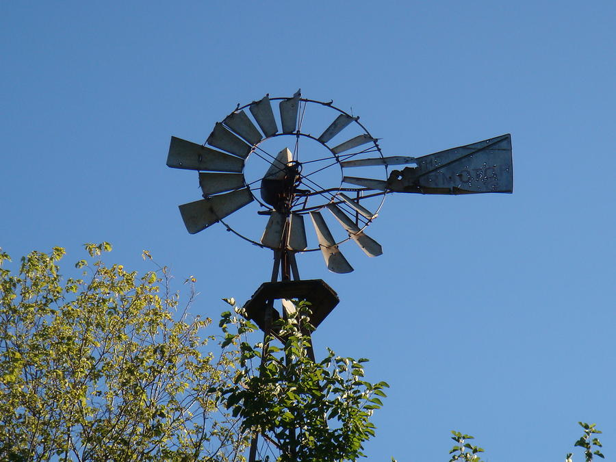 Windmill Photograph - Windmill by Bonfire Photography