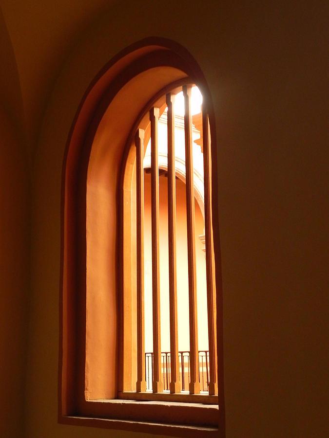 Window Photograph - Window 3 by Jesus Nicolas Castanon