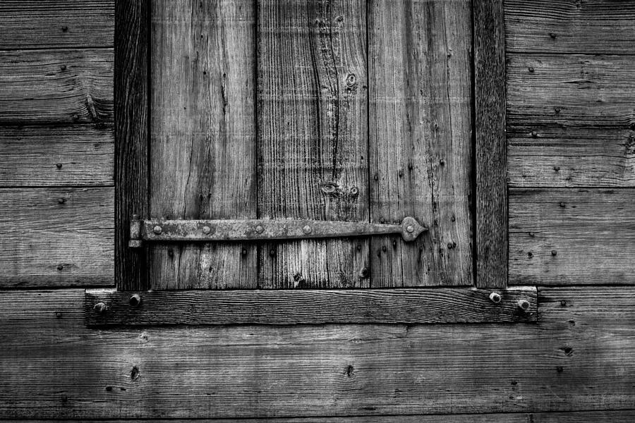Architecture Photograph - Window Detail by Vintage Pix