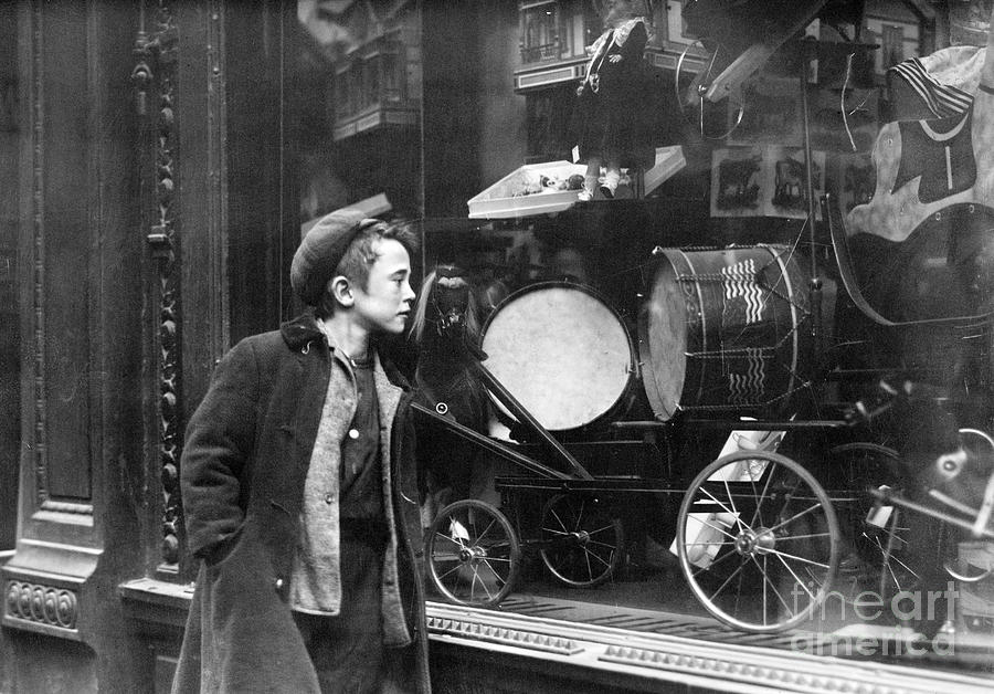 20th Century Photograph - Window Display, C1910 by Granger