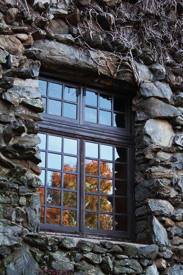 Window Photograph - Window To The World by Sandi Blood