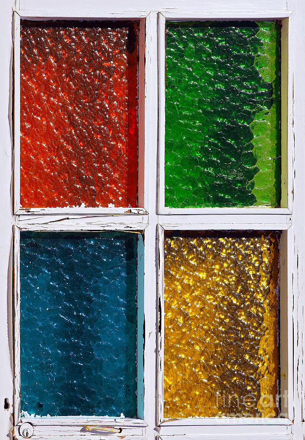 Abstract Photograph - Windows by Carlos Caetano