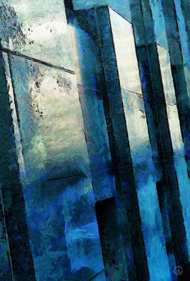 Windows Digital Art - Windows by Gun Legler