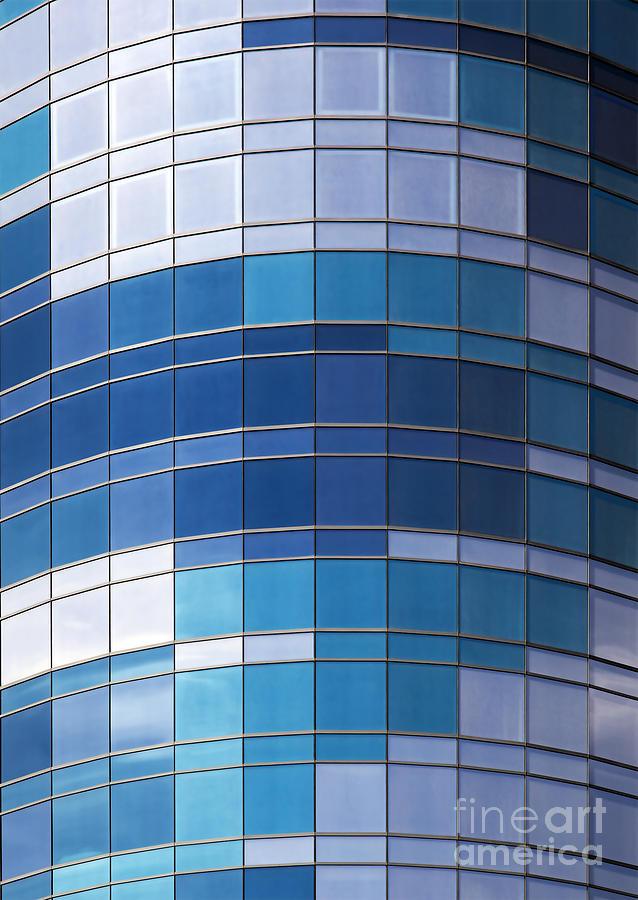 Background Photograph - Windows by Jane Rix