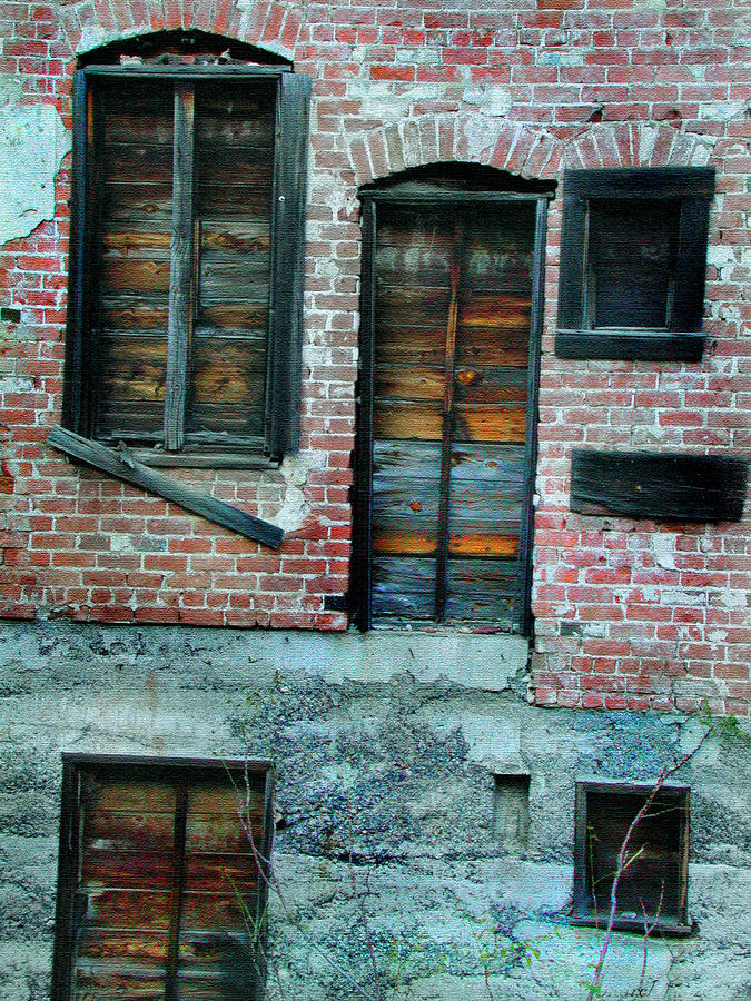Windows by Marilyn Marchant