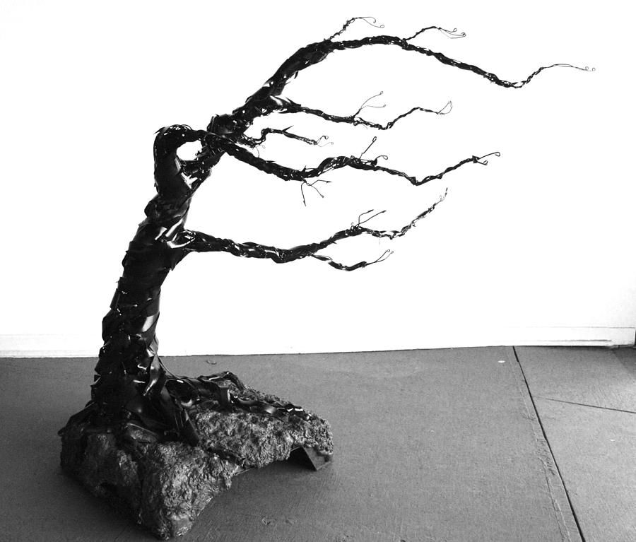 Sculpture Sculpture - Winds Of Change by Ellery Russell