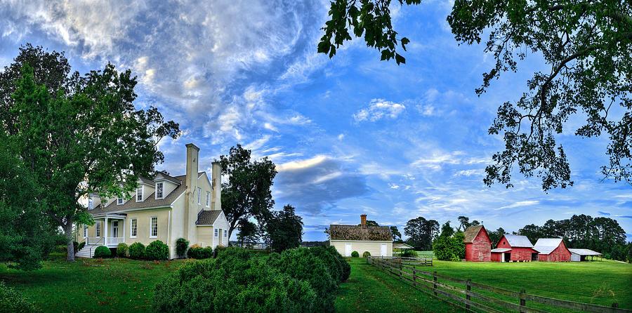 Windsor Castle Smithfield Va Photograph by Williams-Cairns Photography LLC