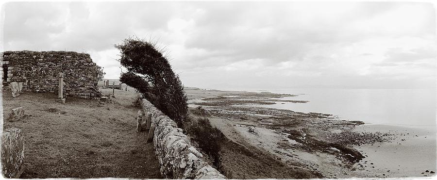 Kintyre Photograph - Windswept Machrihanish by Jan W Faul