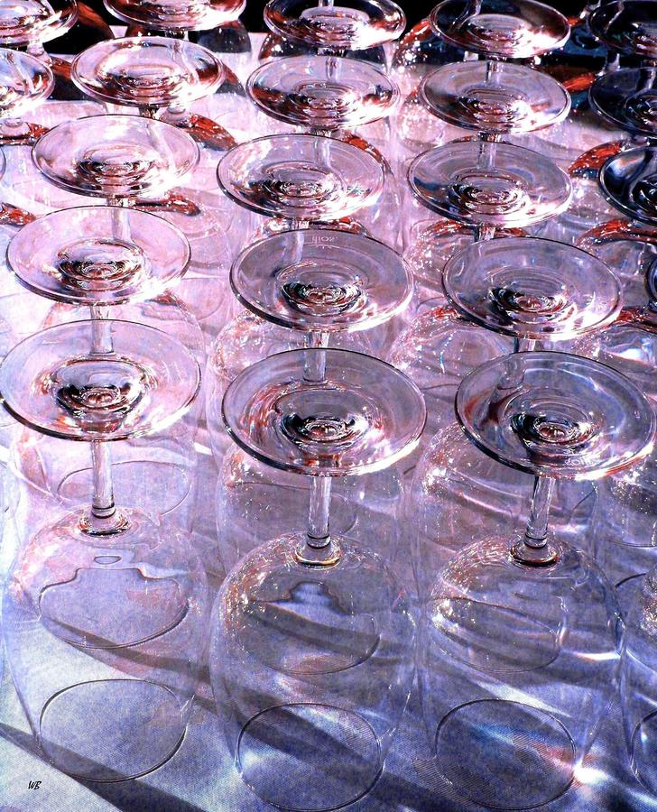 Wine Goblets 2 by Will Borden