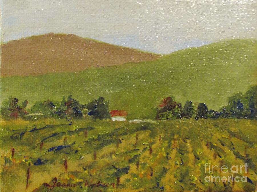 Wine Time by Jeanie Watson