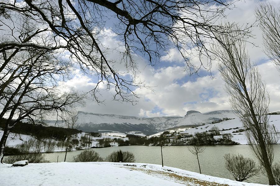 Horizontal Photograph - Winter by Rafa Rivas