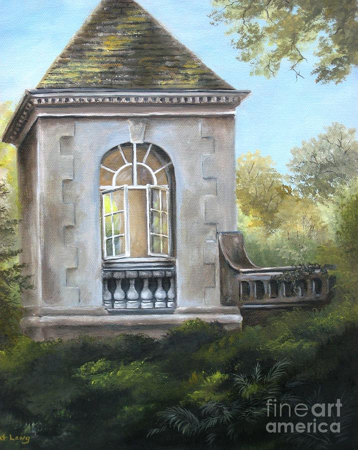 Winterthur Painting - Winterthur by Patricia Lang