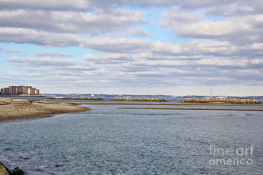 Massachusetts Photograph - Winthrop Beach by Extrospection Art