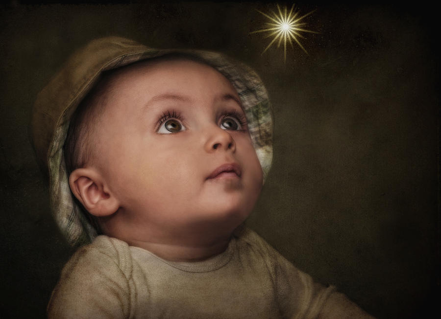 Children Photograph - Wish Upon A Star by Pat Abbott