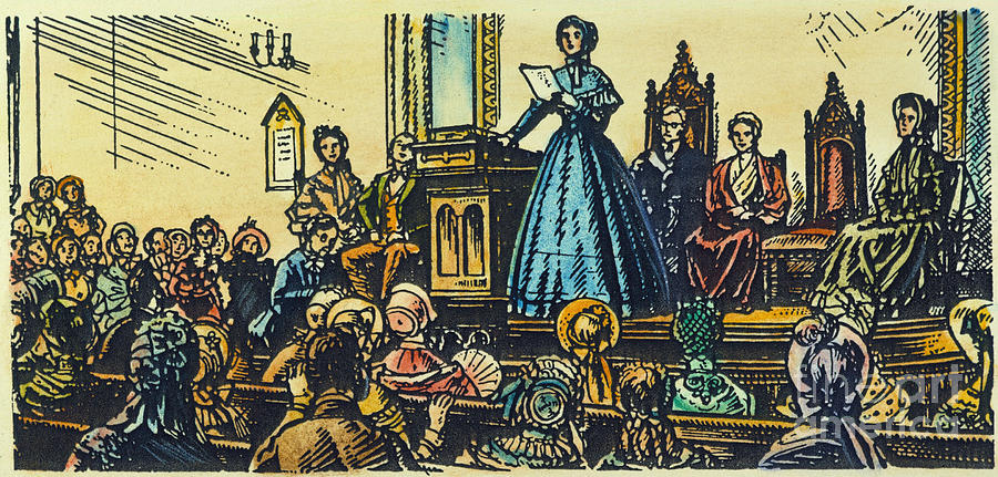 womens rights since 1848 History of women's rights in america  a plea for the end of discrimination against women 1848 — new york passes the married woman's property act for the .
