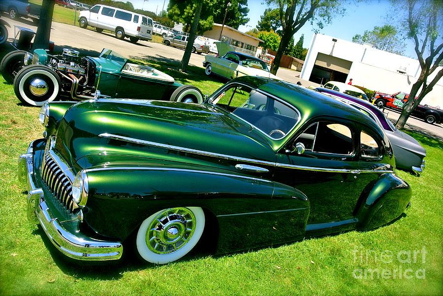 Wonderful Buick Fastback Photograph