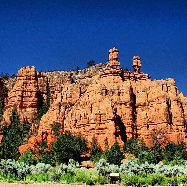 Scenery Photograph - Wonderful Utah by Luisa Azzolini