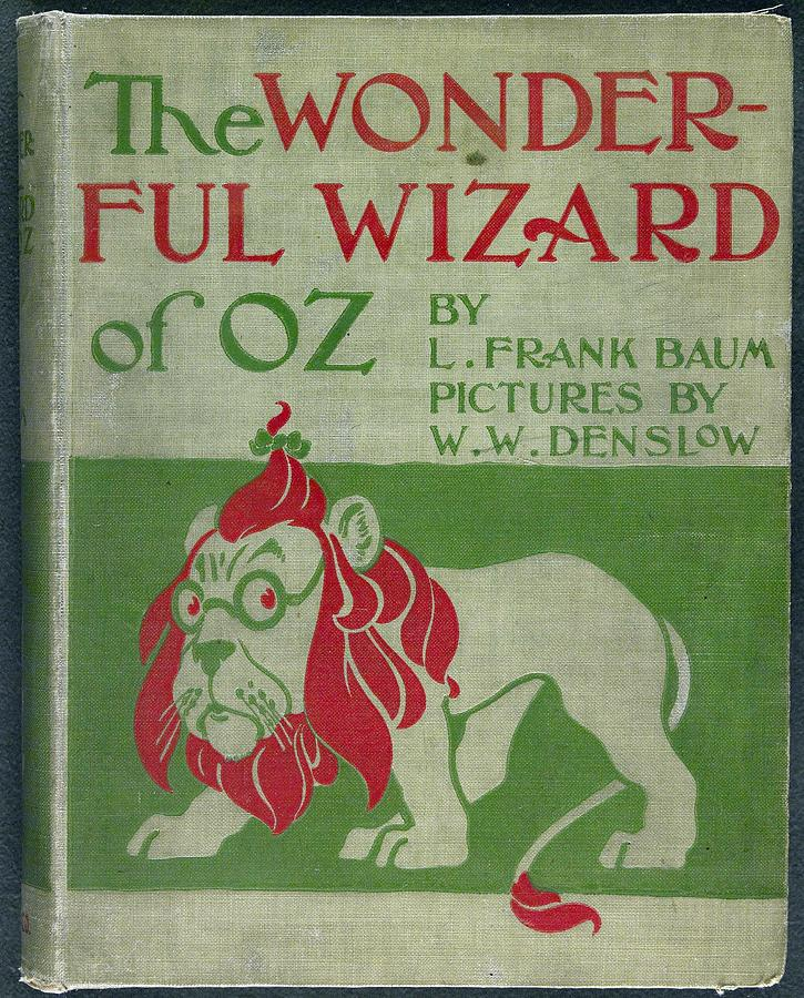 Wonderful wizard of oz, first edition photograph by everett.