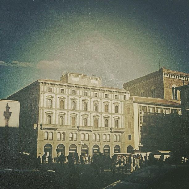 Florence Photograph - #woodcamera #florence #iphoneography by Andrea Bigiarini