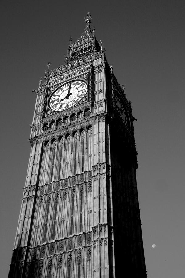 Photographer Photograph - Work O Clock by Jez C Self