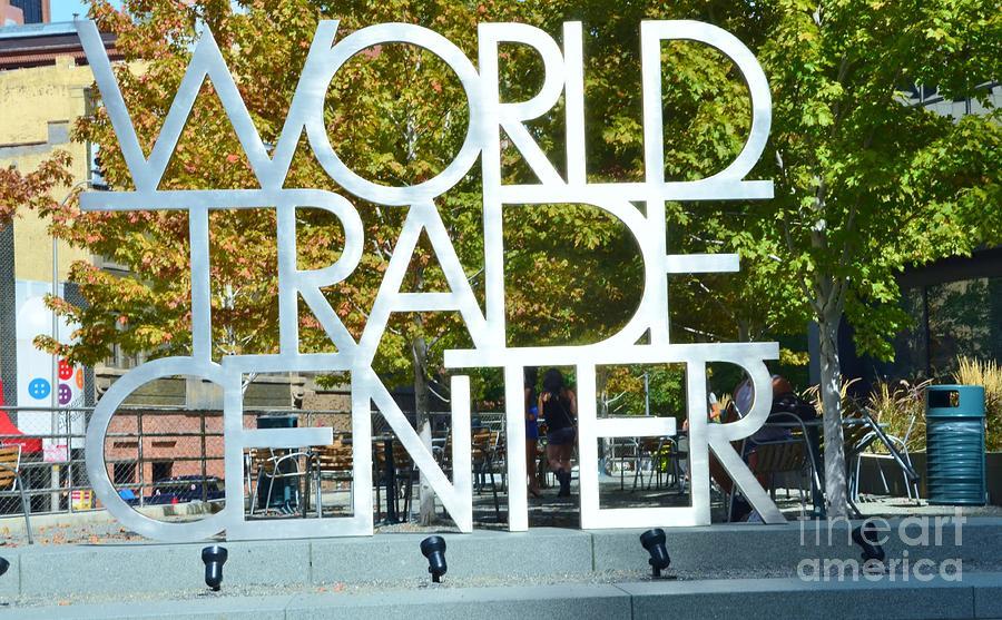 World Photograph - World Trade Center by Kathleen Struckle