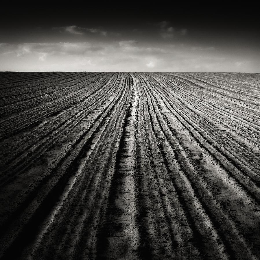 Fields Photograph - Wrinkles Of Our Planet by Jaromir Hron