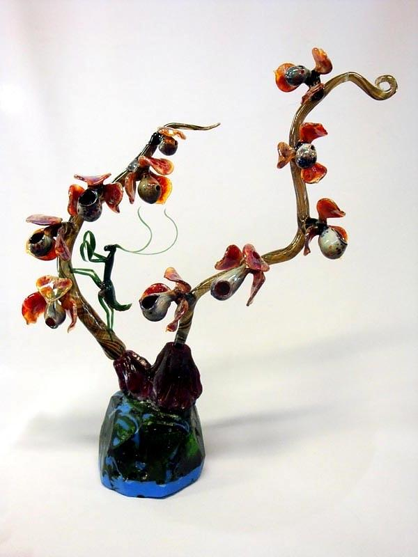 Glass Glass Art - Www.australianartglass by Laurie Young