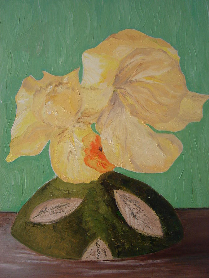 Still Life Painting - Www.ekatart.netau.net by Ekaterina