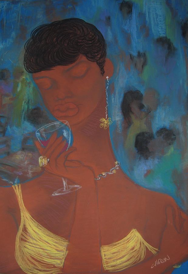 Drink Pastel - Y by Charon Rothmiller