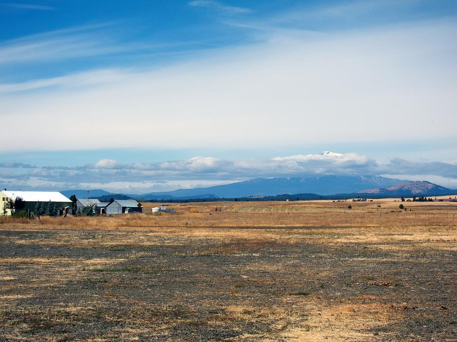Landscape Photograph - Yakima Valley by Tim Perry