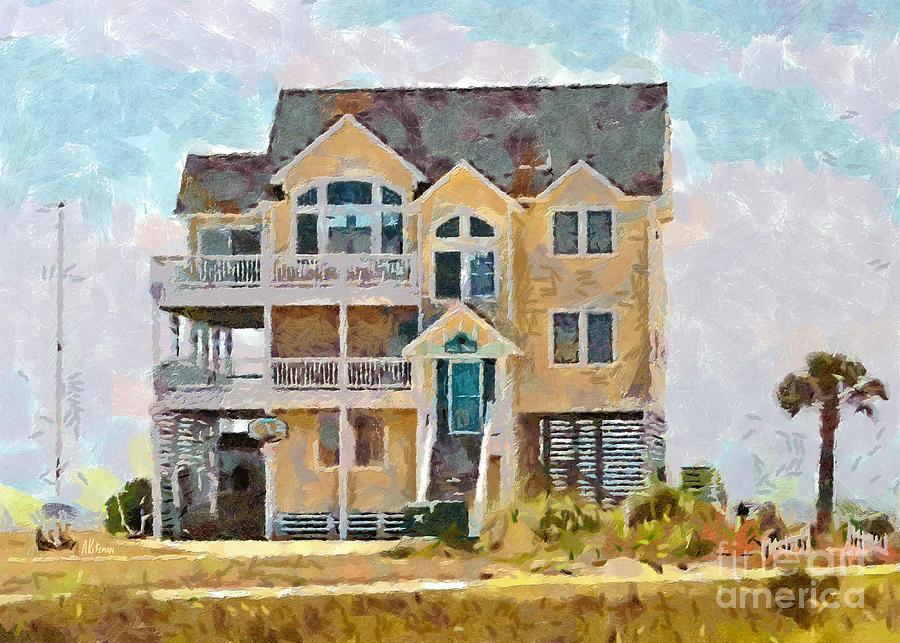 Framed Art For Beach House
