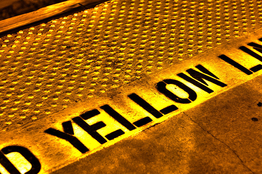 Yellow Photograph - Yellow by Jeffrey Auger