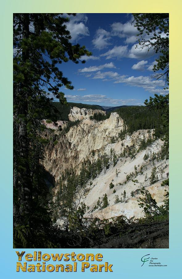 Yellowstone Photograph - Yellowstone Np 007 by Charles Fox