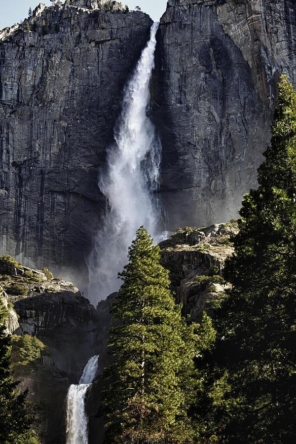 Yosemite Photograph - Yosemite Falls by Rick Berk
