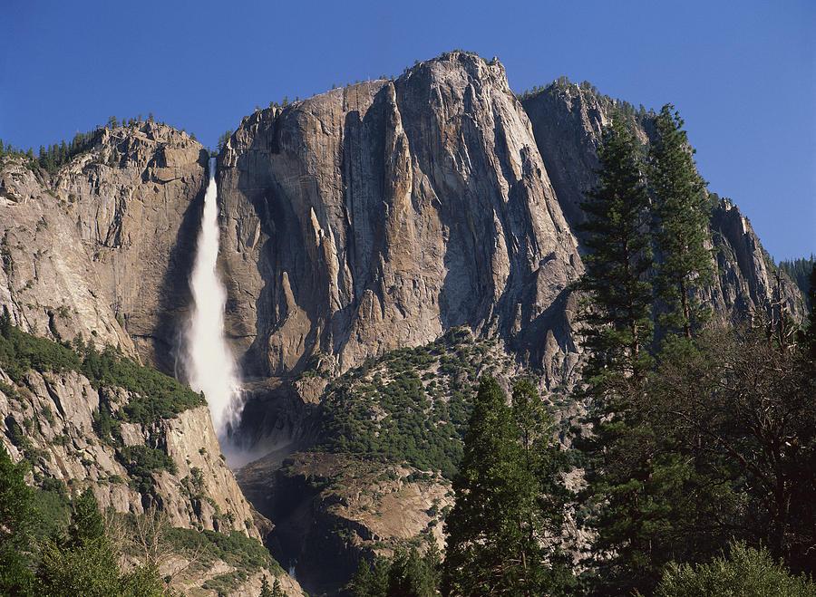 Yosemite Falls Yosemite National Park Photograph by Tim Fitzharris