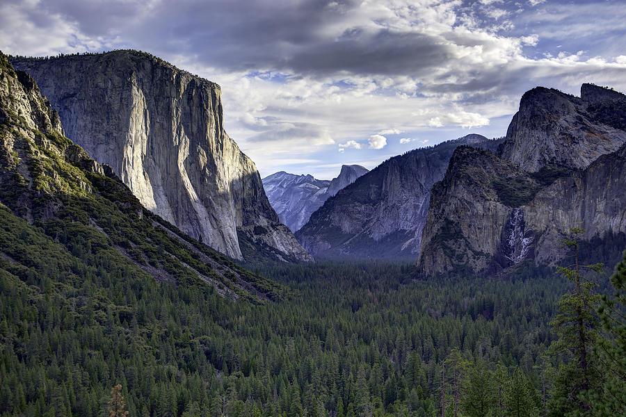 California Photograph - Yosemite by Mike Herdering
