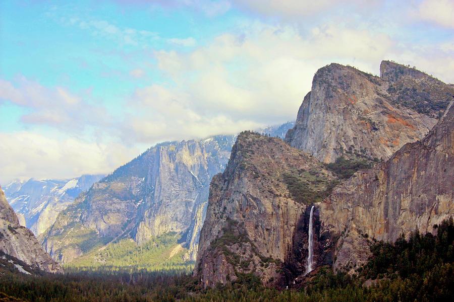 Horizontal Photograph - Yosemite National Park by Luiz Felipe Castro