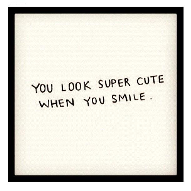 You Look Super Cute When You Smile Photograph By Nicki Galper