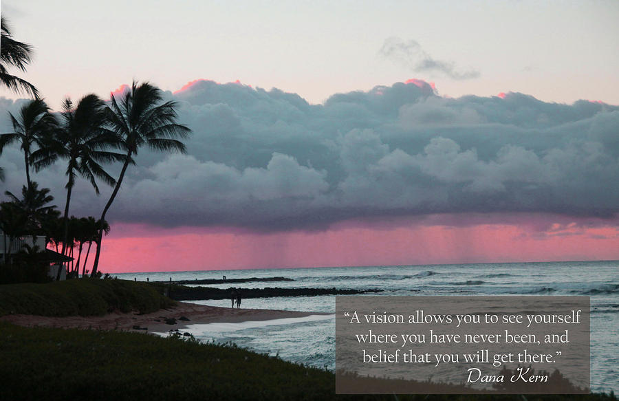 Quote Photograph - You Will Get There by Dana Kern